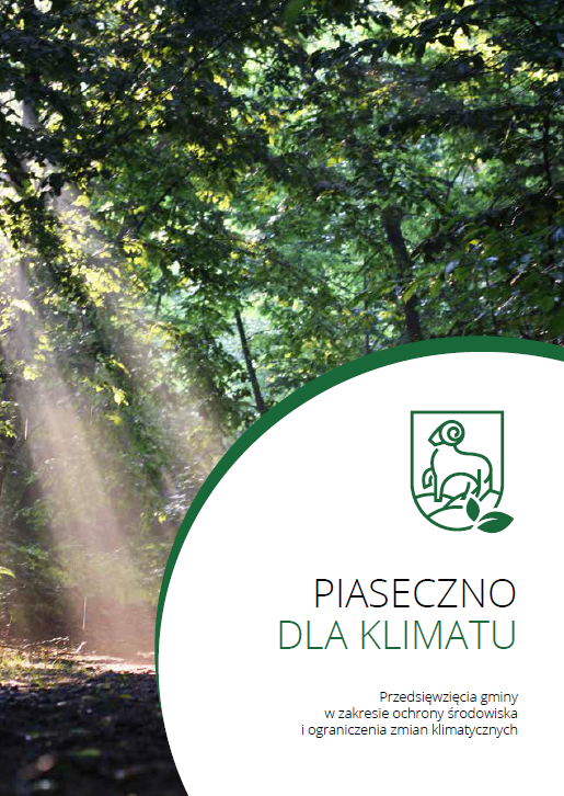 Broszura Piaseczno dla klimatu