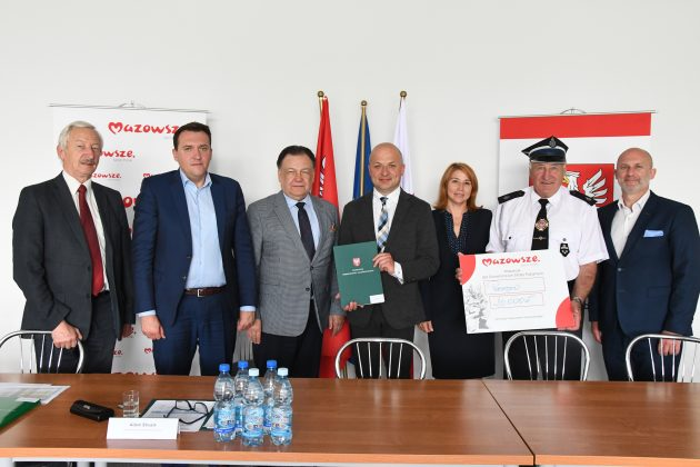 Dofinansowanie dla OSP Bobrowiec z Urzędu Marszałkowskiego