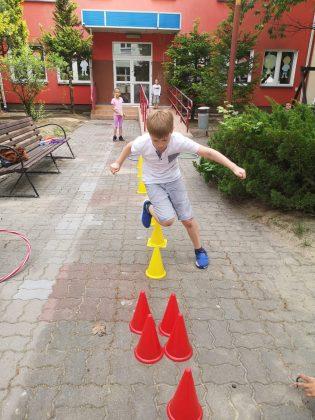 Lato w mieście w Sp w Gołkowie