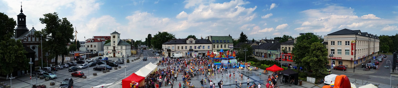 Panorama rynku w Piasecznie