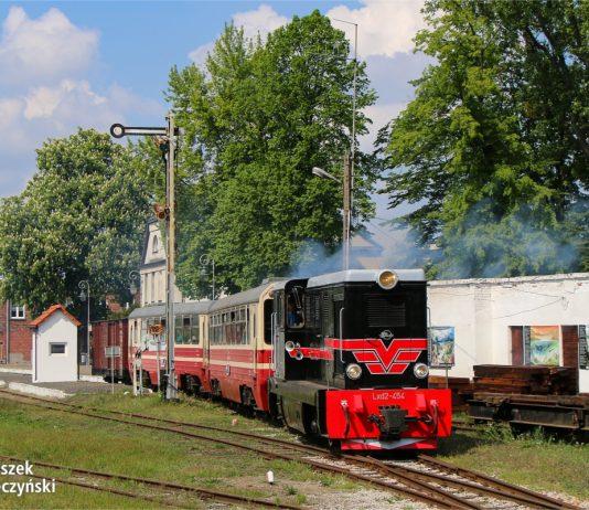 Warszawskie Linie Turystyczne 2020 z Piaseczyńską Koleją Wąskotorową