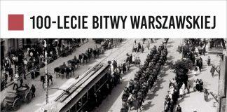 100-lecie bitwy warszawskiej plakat