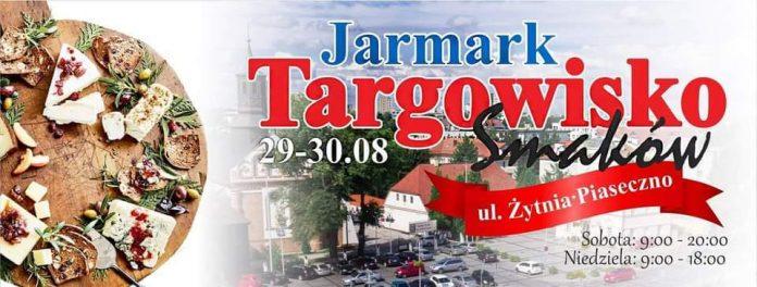 Jarmark Targowisko Smaków w Piasecznie