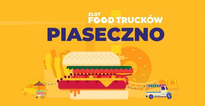Zlot Foodtrucków w Piasecznie