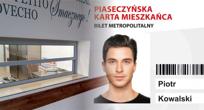 Ilustracja. Obiad na kartę we wszystkich szkołach na terenie gminy Piaseczno