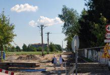 Przebudowa ulicy Urbanistów