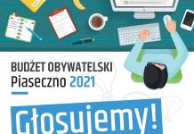 Głosowanie w Budżecie Obywatelskim Piaseczna na rok 2021
