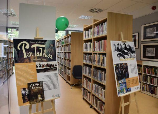 Odjazdowy Bibliotekarz i Otwarte Ogrody Zalesie Dolne