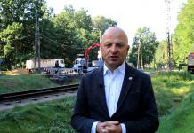 Dlaczego modernizacja skrzyżowania na DW722 w Zalesiu Dolnym nie była realizowana w wakacje?