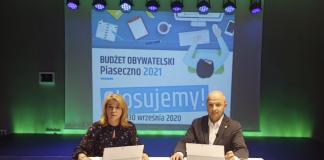 Facebook Live z Burmistrzem w CEM Piaseczno 15 września 2020