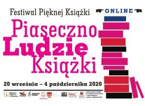 Piaseczno Ludzie Książki - festiwal plakat