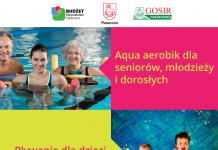 Darmowe zajęcia: aqua aerobik, nauka pływania, trening pamięci