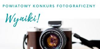 Wakacje z książką - wyniki konkursu fotograficznego