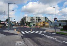 Wyremontowane skrzyżowanie ulic Dworcowa z Nadarzyńską umożliwia przejazd autobusami L oraz P