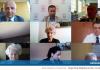 Screen sesji online XXIX sesja Rady Miejskiej w Piasecznie