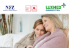 Ilustracja. Bezpłatne badania mammograficzne w Piasecznie w dniu 4 listopada 2020r. w godz. 9-18:10 na parkingu przy markecie Kaufland, ul. Okulickiego 10