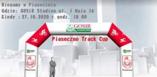 Piaseczno Track Cup - zawody biegowe z budżetu obywatelskiego