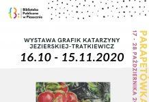 Parapetówka 2.0 – Wystawa grafik Katarzyny Jezierskiej-Tratkiewicz