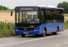Ilustracja. Autobus L32
