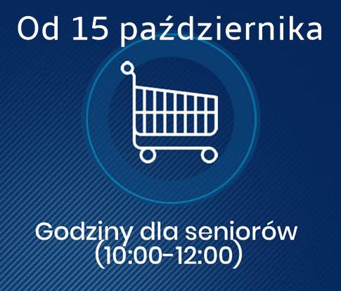 Godziny dla seniorów od 15 października   Oficjalna strona Miasta i Gminy  Piaseczno