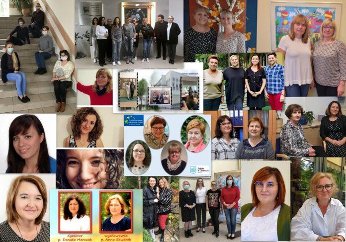 Dyrektorzy i nauczyciele nagrodzeni z okazji Dnia Edukacji Narodowej 2020 w Piasecznie