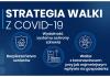 Ilustracja. Strategia walki z COVID-19. Nowe zasady profilaktyki przeciw COVID-19