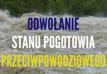 Ilustracja. Odwołanie pogotowia przeciwpowodziowego na terenie gminy Piaseczno