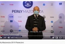 Perły Mazowsza 2019 - wypowiedź burmistrza Piaseczna