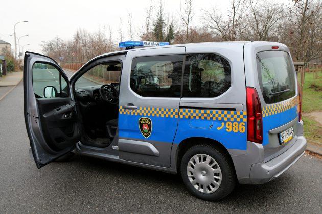 Opel Combo Life nowy samochód dla Straży Miejskiej