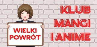 Spotkanie online Klubu Mangi i Anime w Bibliotece Publicznej w Piasecznie