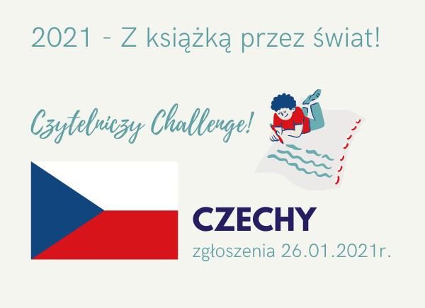 Czytelniczy Challenge – Czechy!