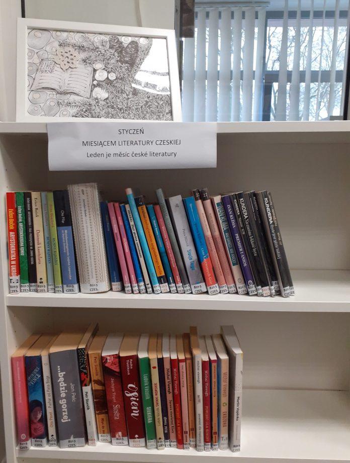 Ahoj! čtěte s námi! – miesiąc literatury czeskiej