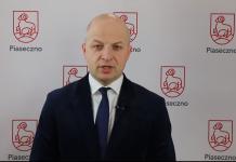 Daniel Putkiewicz - Burmistrz Miasta i Gminy Piaseczno