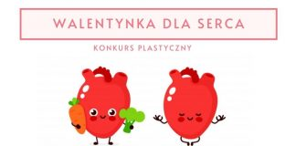 Ilustracja. Konkurs plastyczny Walentynka dla serca