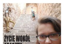 "Spotkanie online ""WOKÓŁ ARARATU"" -plakat"