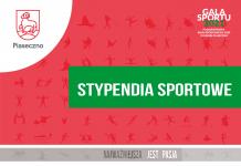 Sportowe stypendia Burmistrza Miasta i Gminy Piaseczno