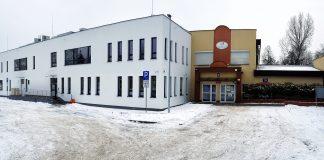 Rozbudowana Szkoła Podstawowa im. Tadeusza Kościuszki w Głoskowie
