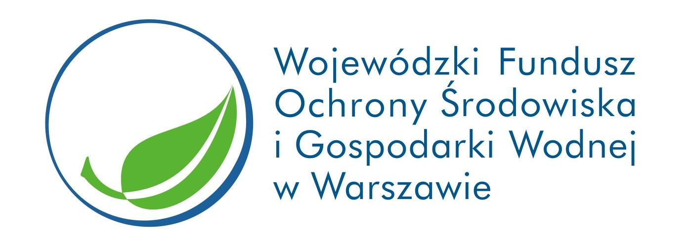 Wojewódzki Fundusz Ochrony Środowiska i Gospodarki Wodnej w Warszawie logo