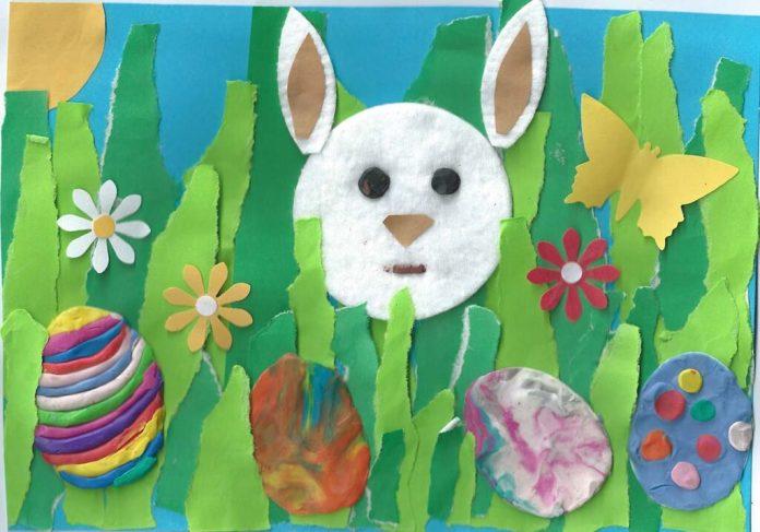 Ilustracja. Konkurs plastyczny Kartka Wielkanocna rozstrzygnięty!