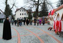 Ilustracja. Piaseczyńskie obchody Narodowego Dnia Pamięci Żołnierzy Wyklętych 2021