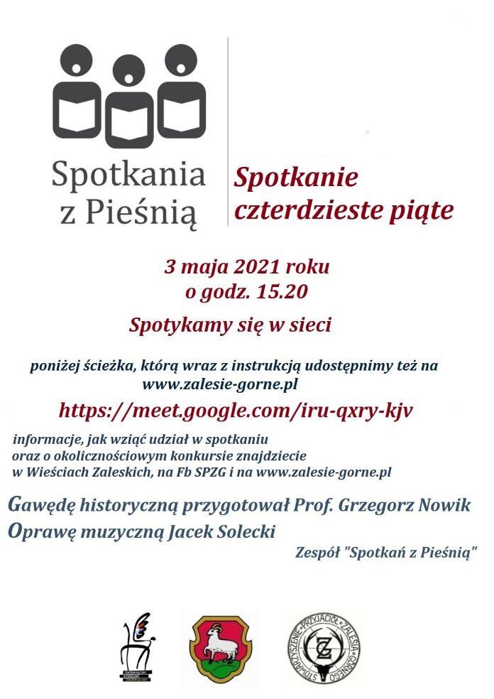 45. Spotkanie z Pieśnią