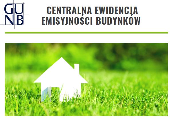 Centralna Ewidencja Emisyjności Budynków – obowiązek składania deklaracji od 1 lipca 2021 r.