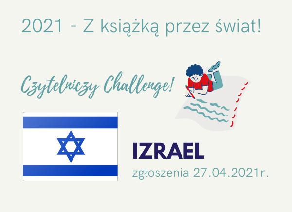 Czytelniczy Challenge – Izrael!