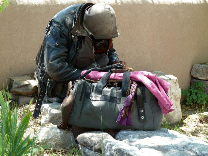 Ilustracja. Dzień Ludzi Bezdomnych