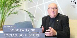 Pociąg do historii - wykład Żydzi w Piasecznie