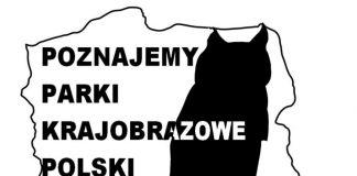 Poznajemy Parki Krajobrazowe Polski - logo
