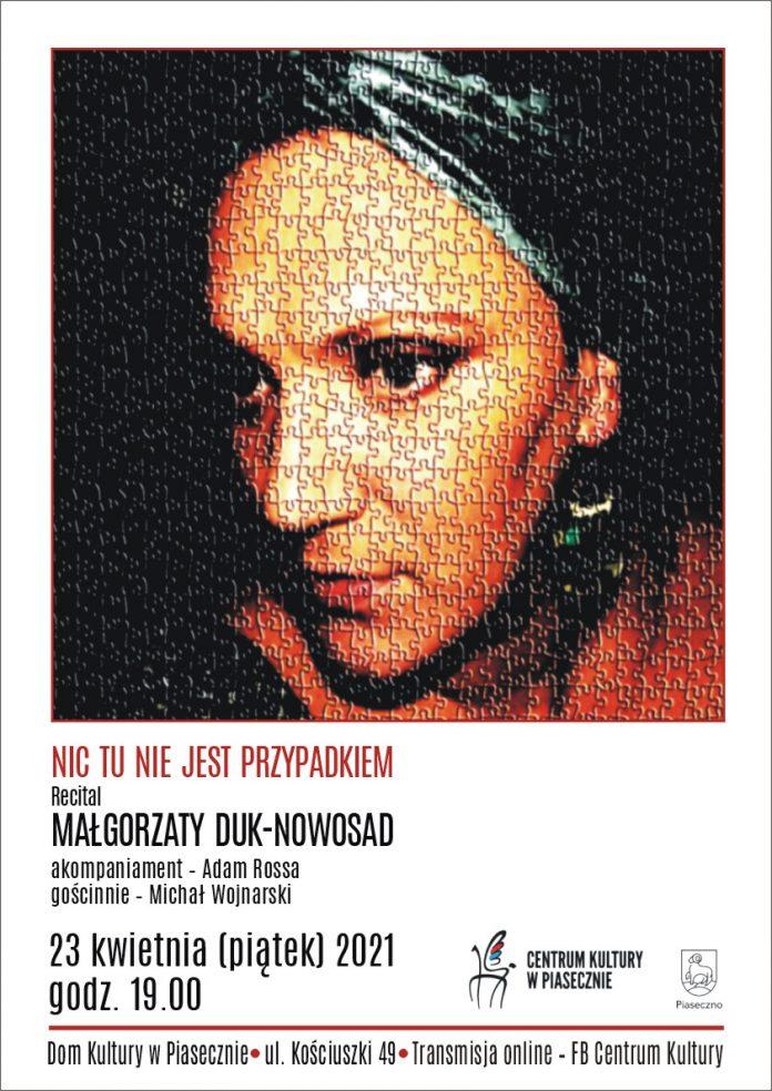 Recital Małgorzaty Duk-Nowosad