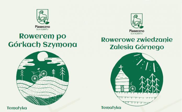 Rowerem po Górkach Szymona i Zalesiu Górnym