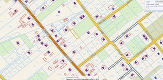 Ilustracja. Sprzedaż nieruchomości gruntowej niezabudowanej oznaczonej jako działka ewid. nr 166/2 o powierzchni 0,04ha, położona w miejscowości Wola Gołkowska gm. Piaseczno