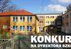 Konkurs na Dyrektora Szkoły Podstawowej im. Wspólnej Europy w Zalesiu Górnym